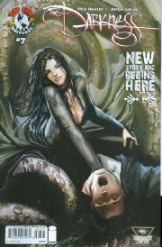 The Darkness #7 Cover B Sejic (2008) Top Cow comic book